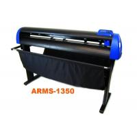 China 1350mm Arms Servo Cutting Plotter 25w With 0-600mm/S Curve Speed on sale