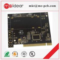 Quality Professional Multilayer PCB,BGA PCB Immersion gold pcb board for sale