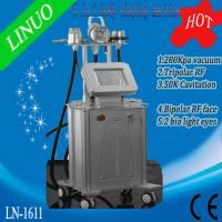 Quality 50K Ultrasonic Cavitation Machine, Vacuum RF Ultrasonic Machine, Cavitation RF Weight Loss Machine for sale