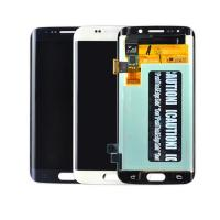 China samsung galaxy S6 Edge G9250 G925F full complete Assembly LCD Touch Screen with Digitizer on sale