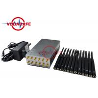 Buy cheap Lojack XM Radio Mobile Phone Signal Jammer 12 Watt With Rechargeable Lithium from wholesalers