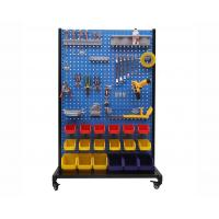 Quality Floor Standing Tool Display Racks / Movable Accessories Display Rack For Hardware Store for sale