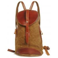 Quality New Fashion Retro Cloth Canvas Preppy Style Cute Little Shoulder Backpack Bag Vintage Styl for sale