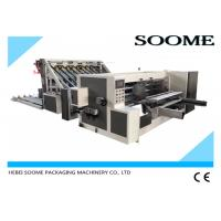 Quality Corrugated Carton Box Express Flexo Printer Slotter Die Cutter Steel Materials for sale