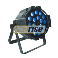 Buy cheap 300W Dmx Led Par Lights , Stage Lighting Led Par Can With Auto Running from wholesalers