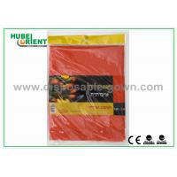 Quality Breathable Polypropylene Disposable Table Cloth / Black And White Tablecloth For Hospital for sale