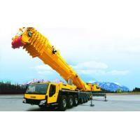 China Mining Terrain Crane /16 Ton-55 Ton Truck Mounted Crane for Heavy Duty Lifting on sale