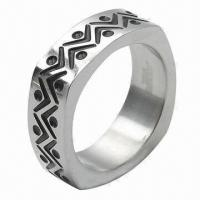 Quality Stainless Steel Ring, OEM and ODM Orders Welcomed for sale
