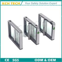 Quality TCP/IP Speed Barrier Gate with Anti Tailgating Function Smart Auto Gate for sale