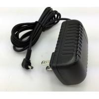 Quality CE approved 12V 1A 12W right angle DC tip switching power supply/ac dc adapter/interchangeable plug power adapter for sale