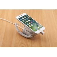 China COMER security cable locks mobile phone charging station with alarm on sale
