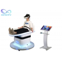 Quality Virtual Reality Motion Simulator 9D Virtual Reality Surf Slide for sale
