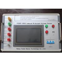 Quality 380V Partial Discharge Test Set 35KV PT/CT Induced Withstand Voltage Testing for sale