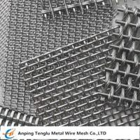 Quality Architectural Woven Wire Mesh|SS304/316 Wire Fabric for Facade of Building for sale