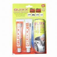 Quality Quixing/paint scratch remover with unique repair system for sale