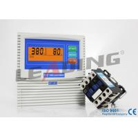 Quality Durable Pump Motor Starter With LCD Screen Displaying Motor Running Status for sale