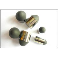Quality High efficiency JCZ1118 1217 1419 2428 Conical PDC insert for DTH Button Bits for sale