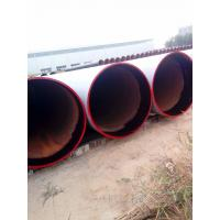 Quality ASTM A252 GR.3 welded steel pipe pile supplier with big diameter for sale