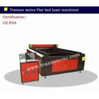 Quality Flat bed laser cutting machines for sale