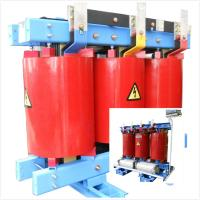 Quality 10kV - 100kVA Dry Type Transformer Cast Resin Two Winding Three Phase for sale