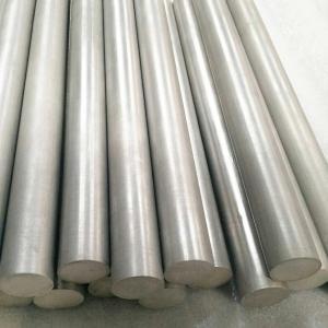 Quality GR12 12mm Titanium Rod , Titanium Round Bar Excellent Corrosive Resistance for sale
