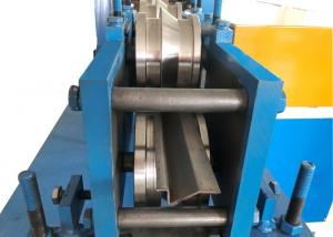 Quality Automatic High Speed Metal Steel Storage Rack Roll Forming Machine for sale