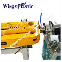 Quality Plastic Single-wall Corrugated Pipe Extrusion Production Line for sale