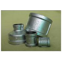 Reducing coupling galvanized iron pipe fittings for sale