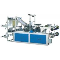 Quality Full-Automated Plastic Film Bag Making Machine for Packing 220V 50Hz for sale