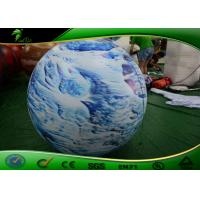China Giant Planets Helium Balloon , Inflatable Mercury , Inflatable Planetes For Ourdoor Ad on sale