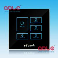 Quality Shenzhen Able touch switch for 1 key, 2keys, 3keys, 4keys for sale