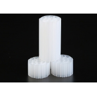 Buy cheap K3 Water Treatment MBBR Bio Media HDPE Bio Cel Colorul Plastic from wholesalers