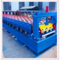 China HT 76-313.3-940 floor deck roll forming machine on sale