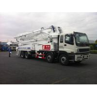 Buy cheap ISUZU Concrete Pump Trucks Delivery Equipment from Wholesalers