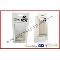 Buy cheap Small Card Board Packaging Boxes, Promotional C2s Paper Box For iPhone Case Packing from Wholesalers