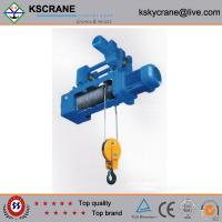China Remote Control 1t Electric Wire Rope Hoist For Winch on sale