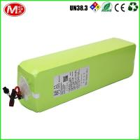 Quality 18650 3.7 Rechargeable Battery , Highest Capacity 18650 Li Ion Battery For E Bike for sale