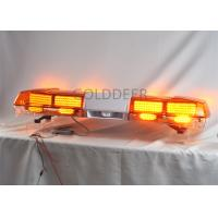 Quality 1.2m White / Green Auto Flash Led Warning Light Bar For Truck / Car , Dustproof for sale