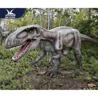Quality Theme Park Robotic Dinosaur Life Size High Quality Realistic Dinosaur Models For Sale for sale