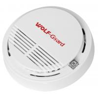 Quality Wireless/Wired 9V Battery Burglar Alarm Smoke Detector-YG-01/ Y01 Suitable For Any Room for sale