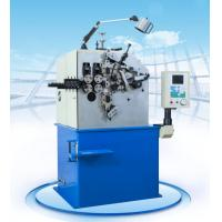 50 mm CNC Wire Spring Coiling Machine Consisting Of Wire Feeding Axis And Cam Axis