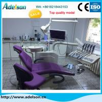 China Best Selling Intelligent Dental Chairs Used Luxury Dental Chair Price Lists With Denmark LINAK motor on sale