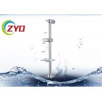Quality Silver / Other Color Bathroom Shower Sets For Hotel / Home Three Functions for sale