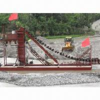 Buy cheap Sand-excavating Machinery with 1000kW Main Power from wholesalers