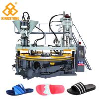 Buy Rotary Three Color PVC straps Making Machine For slippers at wholesale prices