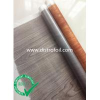 Quality How to get Wood grain effect on aluminum profile for sale