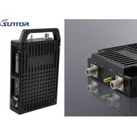 Buy cheap High Bandwidth COFDM Wireless transmitter IP MESH Solution Transmission For 5KM from wholesalers