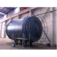 Quality Large Capacity Titanium Industrial Storage Tanks 3000L Volume for Chemical Engineering for sale