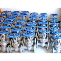 Quality High Pressure Cast Steel Gate Valve With Butt Welding End ANSI/ASME B16.25 for sale