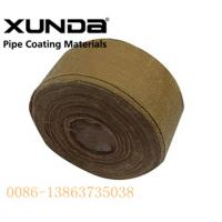 Quality UV Resistance Petroleum Tape 1.2 Mm Thickness Corrosion Protection For Flange for sale